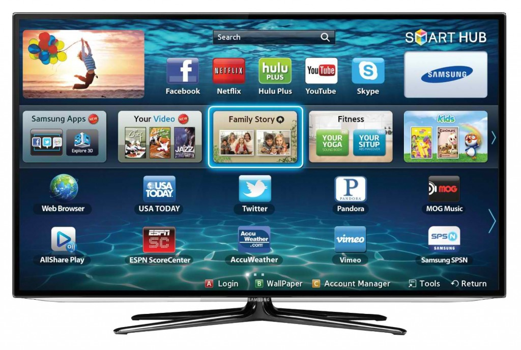 Samsung-Smart-Tv 1